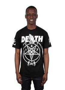 Death Squad SS Tee Black